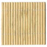 Guardanapo asiático da madeira Fotografia de Stock
