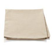 Guardanapo do algodão Foto de Stock Royalty Free