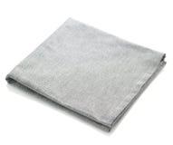 Guardanapo do algodão Fotografia de Stock