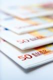Guardanapo do dinheiro Imagem de Stock Royalty Free
