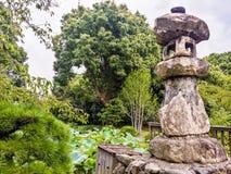 Guardar Descargar vista previa Japan lantern. Art japan lantern peaceful zen stock image