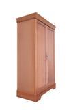 Guardarropa de madera Foto de archivo libre de regalías