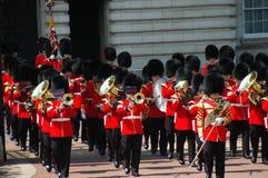 guarddrottning Royaltyfria Foton