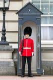 guarddrottning s Royaltyfria Bilder
