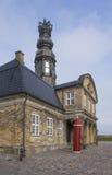 Guardhouse Στοκ εικόνα με δικαίωμα ελεύθερης χρήσης