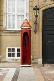 guardhouse Royalty-vrije Stock Fotografie