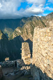 Guardhouse in Machu Picchu, Peru. Guardhouse in Machu Picchu, Andes, Sacred Valley, Peru Royalty Free Stock Image