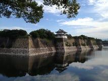 Guardhouse at the Osaka Castle. A Japanese castle in Chūō-ku, Osaka, Japan Royalty Free Stock Image
