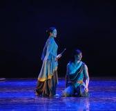 guardi in avanti -$$'al dramma di ballo la leggenda degli eroi del condor Fotografia Stock Libera da Diritti