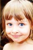 Guardi della bambina Fotografia Stock Libera da Diritti