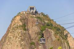 Guardi della vicinanza in Rio de Janeiro immagini stock libere da diritti