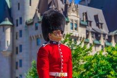 Guardia ceremonial Foto de archivo