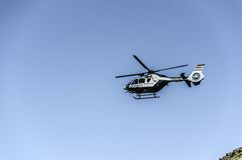 Free Guardia Civil S Chopper Stock Photos - 48681913