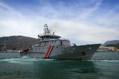 Guardia costiera Immagine Stock Libera da Diritti
