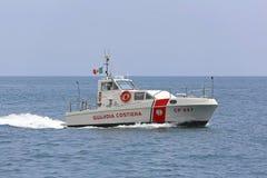 Guardia costiera Italy Immagine Stock Libera da Diritti