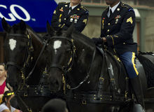Guardia de honor Imagenes de archivo