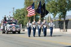 Guardia de honor del servicio común Imagen de archivo
