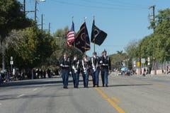 Guardia de honor del servicio común Foto de archivo