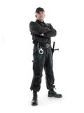 Guardia de seguridad Foto de archivo