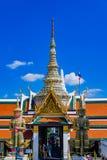 Guardia del demone palazzo del kaew di Wat Phra di grande Immagine Stock Libera da Diritti