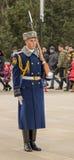 Guardia del honor en el carril de los mártires Imagen de archivo libre de regalías