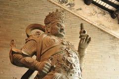 Guardia di Kum sono tempio Immagini Stock