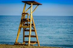 Guardia di vita Tower Fotografia Stock