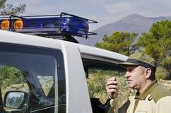 Guardia forestale Fotografia Stock Libera da Diritti