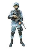 Guardia forestale dell'esercito Immagini Stock Libere da Diritti
