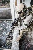 Guardia forestale dell'esercito di Stati Uniti Immagini Stock Libere da Diritti