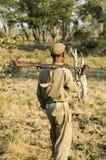Guardia forestale di sosta Immagine Stock Libera da Diritti