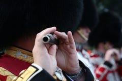 Guardia Galés en Indonesia Imagen de archivo