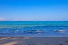 Guardia giurata sulla spiaggia Immagine Stock Libera da Diritti