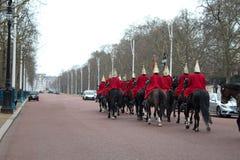 Guardia istny mężczyzna zdjęcie royalty free