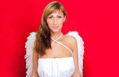 Guardian angel Stock Photo