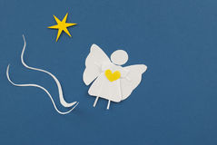 Guardian Angel Royalty Free Stock Photography