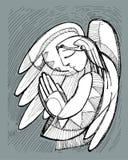Guardian Angel Stock Image