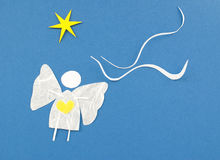 Guardian Angel Stock Photography
