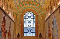 The Guardian Building Stock Photo