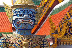 Guardian Daemon,Thailand Royalty Free Stock Image