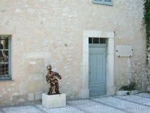 Guardian of the Door stock image