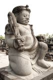 Guardian Hindu statue Stock Images