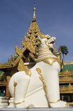 Guardian of Shwedagon Royalty Free Stock Images