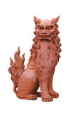 Guardian statue in Okinawa, Japan Royalty Free Stock Photo