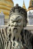 Guardian Statue at Wat Phra Kaew in Bangkok, Thailand, Asia Royalty Free Stock Photo