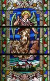 Guardiano di angelo immagine stock