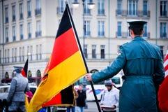 Guardiano di Berlino in uniforme Immagine Stock Libera da Diritti