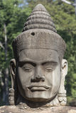 Guardiano Dio di Angkor Wat Fotografia Stock Libera da Diritti