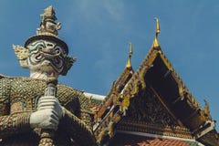 Guardiano tailandese vigoroso Immagine Stock Libera da Diritti