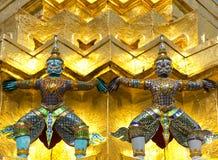 Free Guardians At Grand Palace, Bangkok Stock Photos - 17919993